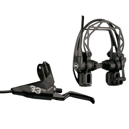 Magura HS 33 Black Edition Brakes - Pair