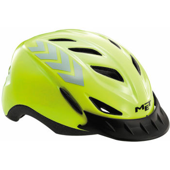 Met Camaleonte Executive Cycle Helmet - Hi Viz