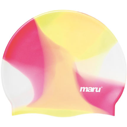 Maru Multi Silicone Swim Hat