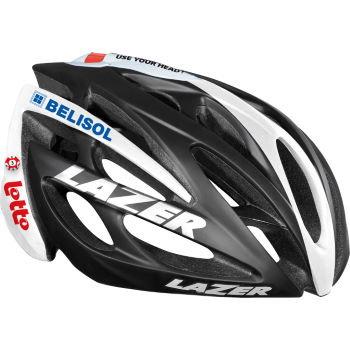 Lazer O2 Road Helmet - Lotto-Belisol Team - 2011