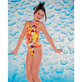 Maru Aqua Kids Girls Dolly Pacer Rave Back