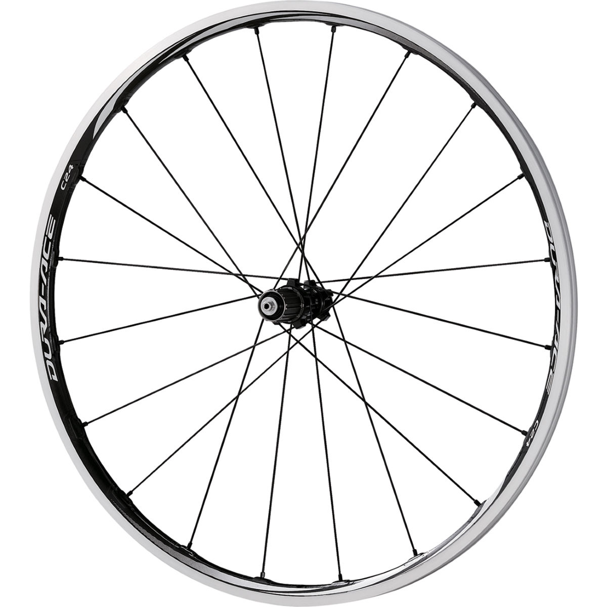 Shimano Dura Ace 9000 C24 Clincher Rear Wheel