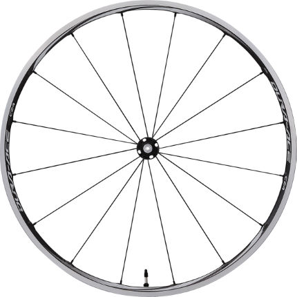 Shimano Dura Ace 9000 C24 (Tubeless) Clincher Front Wheel