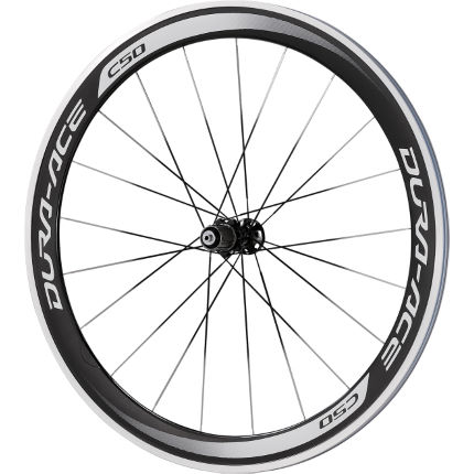 Shimano Dura Ace 9000 C50 Clincher Rear Wheel 2014