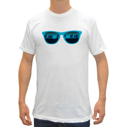 Team Sky Michael Barry Designed T-Shirt