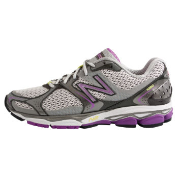 New Balance Ladies W1080V2 Neutral Shoes - D Width AW12