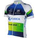 Santini Orica-GreenEdge Team Originals Aero Jersey - 2012