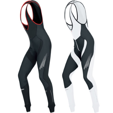 Gore Bike Wear Xenon 2.0 Softshell Bib Tights - 2012