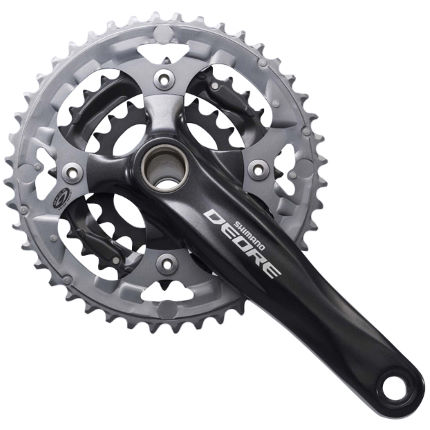 Shimano FC-M590 Deore 9-Speed 44/32/22T Triple Chainset