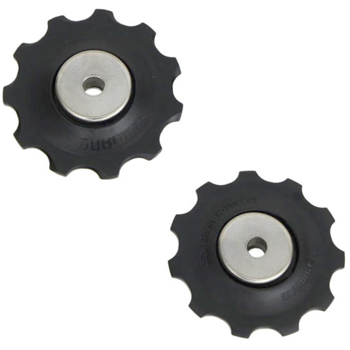 Galets Shimano 105 RD-5700 Tension and Guide (paire) - 11T Noir