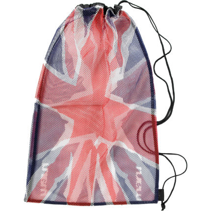 Maru Union Jack Mesh Swim Bag