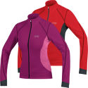 Gore Bike Wear Ladies Oxygen Thermo Long Sleeve Jersey - 2012
