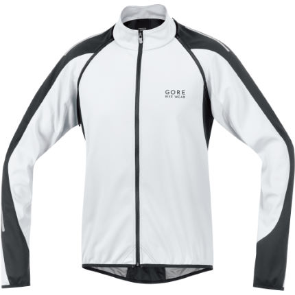 Gore Bike Wear Phantom 2.0 Windstopper Convertible Jacket SS13