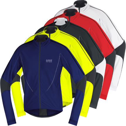 Gore Bike Wear Power Thermo Long Sleeve Jersey - 2012
