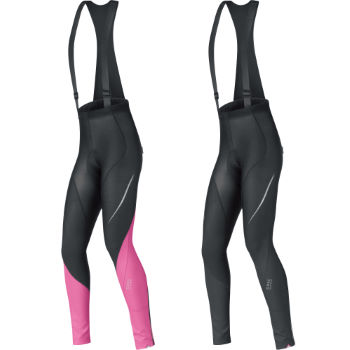 Gore Bike Wear Ladies Phantom Softshell Bib Tights - 2012