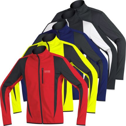 Gore Bike Wear Contest Softshell Jacket - 2012