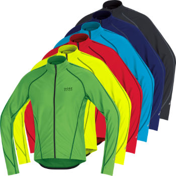 Gore Bike Wear Contest Thermo Long Sleeve Jersey - 2012