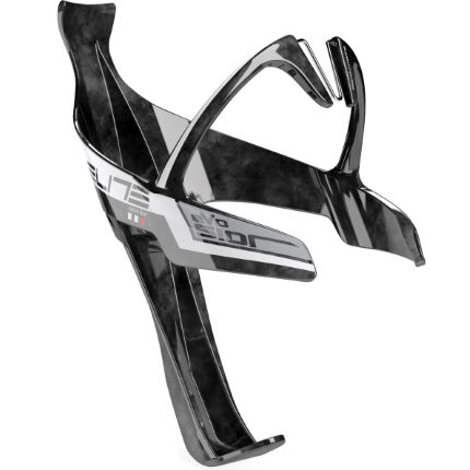 Elite Sior Evo Carbon Fibre and Titanium Bottle Cage