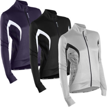 Sugoi Ladies HotShot Long Sleeve Jersey