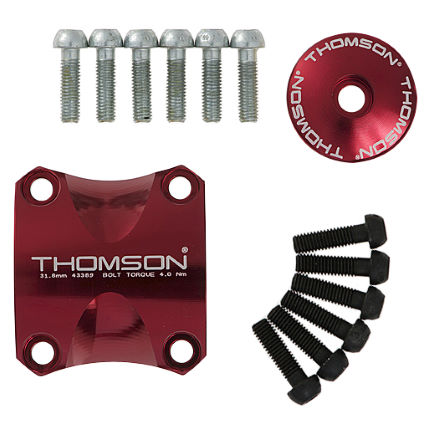 Thomson SM-A004 X4 31.8 Clamp / TopCap / Bolt Upgrade Kit