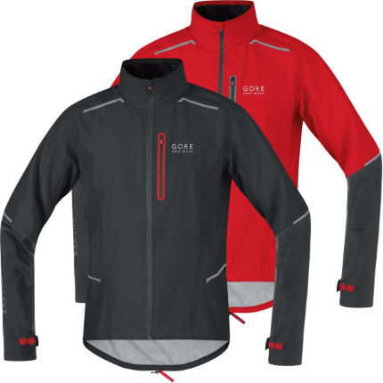 Gore Bike Wear - Fusion 2.0 Gore Tex Active Shell ジャケット - 2012