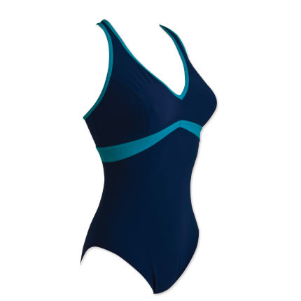 Zoggs Ladies Wyomi X-Back Swimsuit AW12