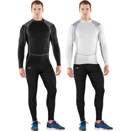 Under Armour - Thermo Wind Block モック