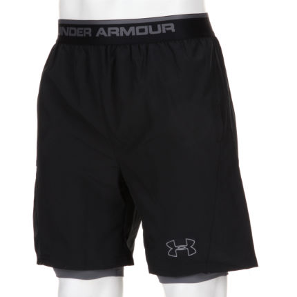 Under Armour - Seventh Man 2-in-1 ショーツ 2012