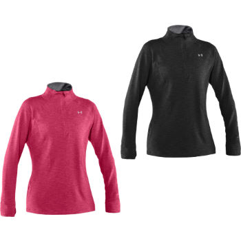 Under Armour Ladies Storm Fleece Half Zip AW12