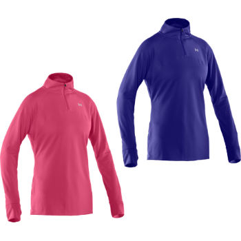 Under Armour Ladies Escape Lightweight 1/4 Zip II