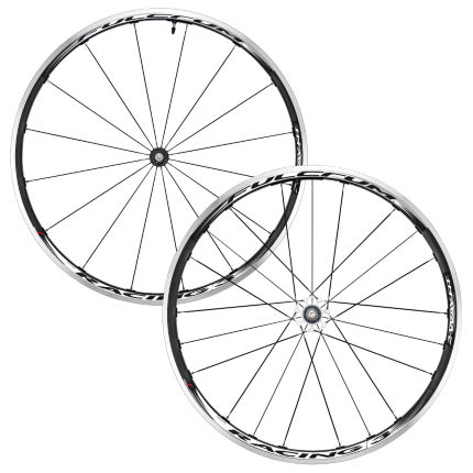 Fulcrum Racing 3 2-Way Fit Tubeless Wheelset 2014