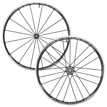 Fulcrum Racing 1 2-Way Fit Tubeless Wheelset 2014