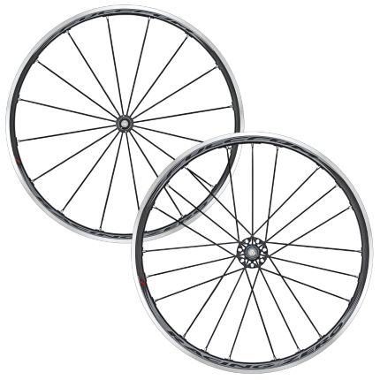 Fulcrum Racing Zero Dark Clincher Wheelset