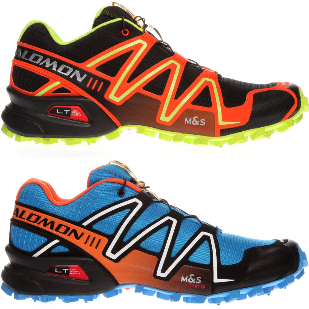 wiggle salomon speedcross 3 shoes aw12 offroad running shoes. Black Bedroom Furniture Sets. Home Design Ideas