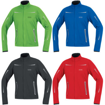 Gore Running Wear Mythos SO Jacket AW12