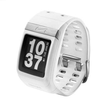 Nike Plus Sportswatch GPS (White)