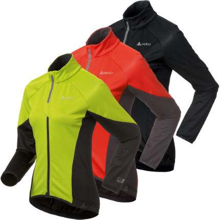 Odlo Women's Hurricane Windproof Jacket