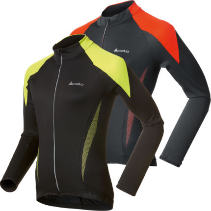 Odlo Fire Long Sleeve Jersey
