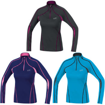 Gore Running Wear Sunlight 2.0 Lady Long Shirt AW12