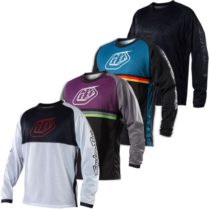 Troy Lee Sprint Long Sleeve MTB Jersey