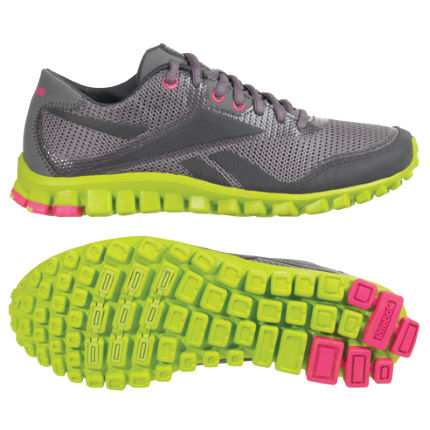 Reebok Ladies RealFlex Optimal Shoes AW12