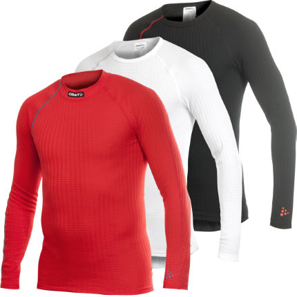 Craft Active Extreme Round Neck Long Sleeve Base Layer
