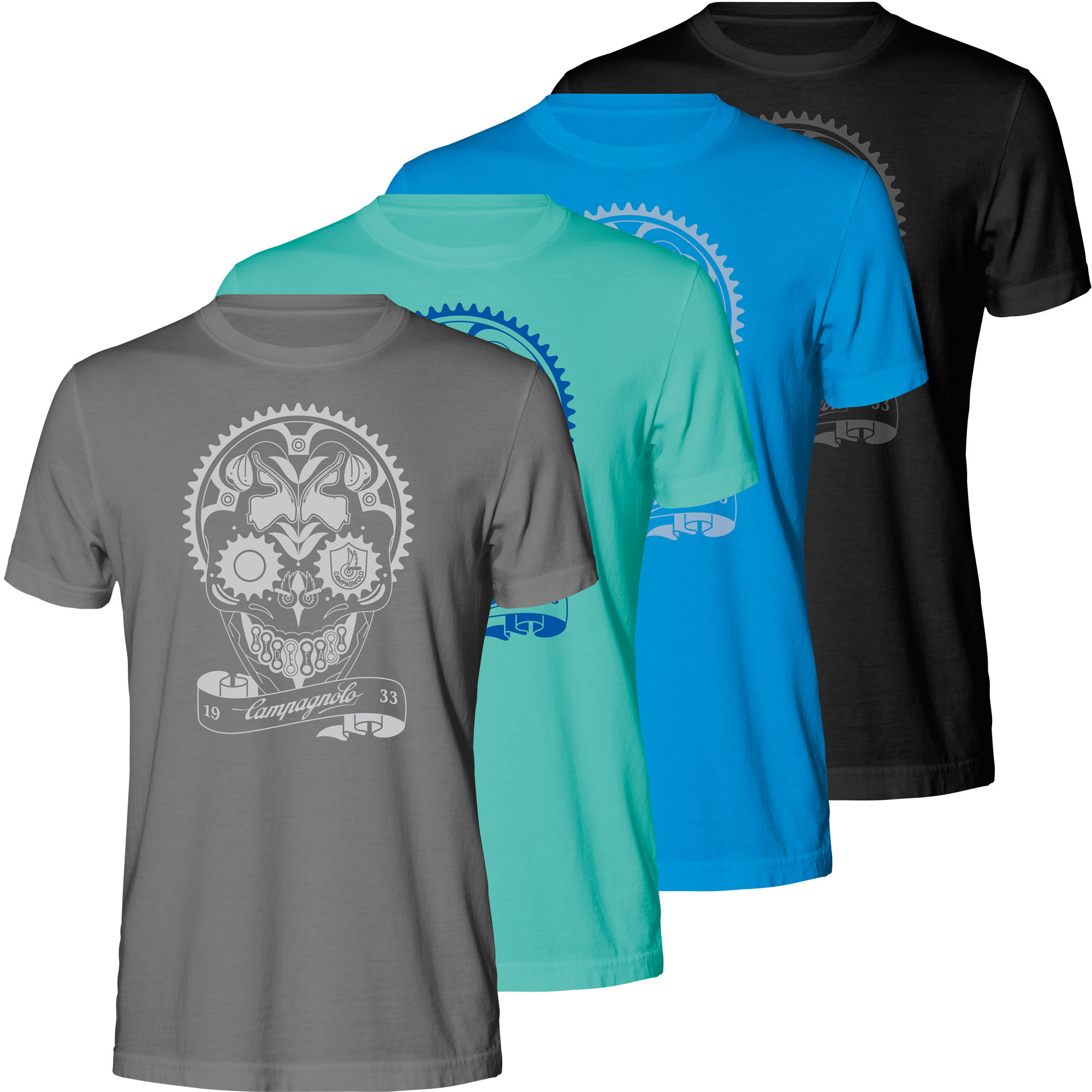 Wiggle Campagnolo Heritage TecknoFace T Shirt
