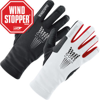 Gore Bike Wear Xenon WINDSTOPPER Softshell Thermo Road Gloves