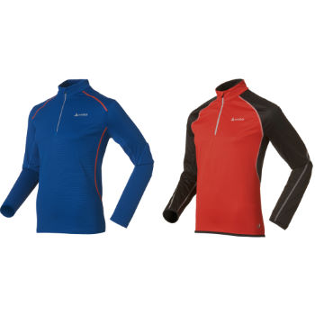 Odlo Long Sleeve 1/2 Zip Race Top aw12