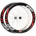 CycleOps - Fast Forward F6R PowerTap G3 チューブラーホイールセット