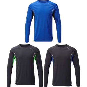 Ronhill Advance Long Sleeve Crew Top AW12