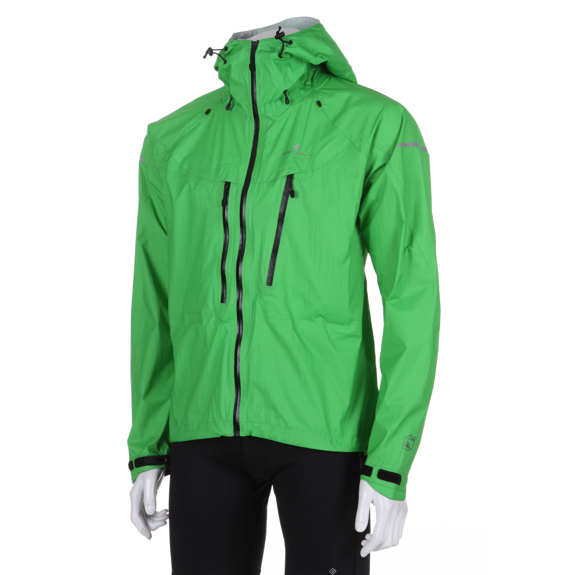 vestes de running imperm ables ronhill trail tempest jacket aw12 wiggle france. Black Bedroom Furniture Sets. Home Design Ideas