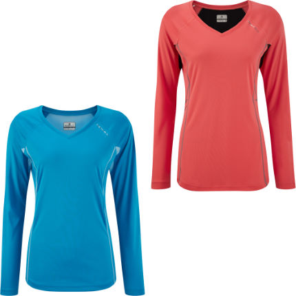 Ronhill Ladies Aspiration Long Sleeve Tee aw12