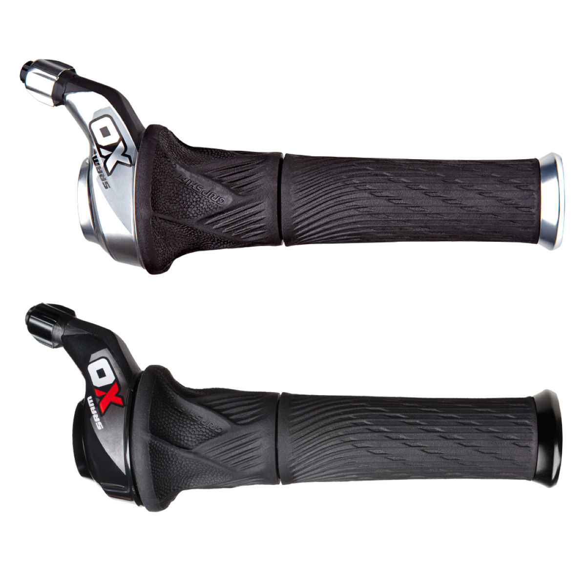 SRAM X0 10-Speed Rear Grip Shift with Lock-On Grip